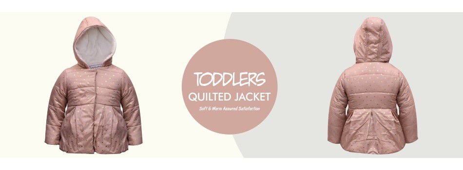Toddlers Winter Jackets