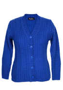 Self Knit Cardigan