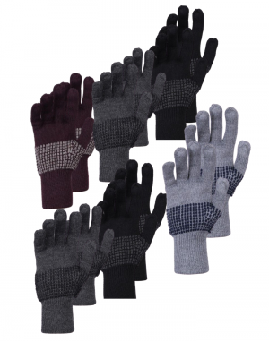 Pure Wool Hand Gloves P6