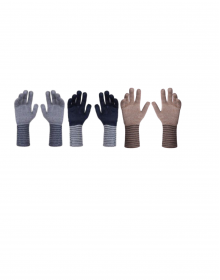 Pure Wool Extra Long Gloves P3