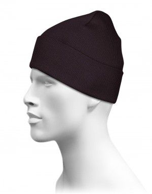 Plain Woolen Cap for Unisex P6