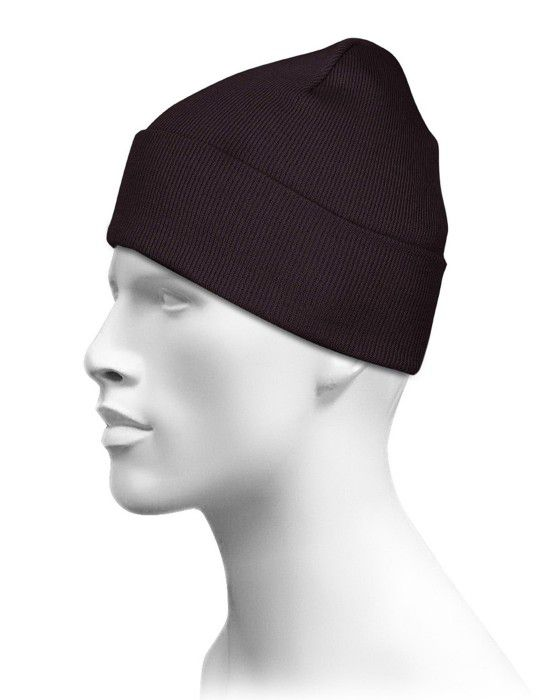 Plain Woolen Cap for Unisex P12