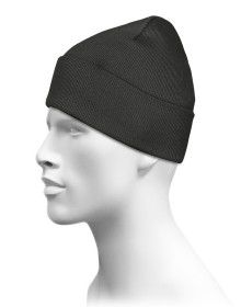 Plain Woolen Cap for Unisex DGrey