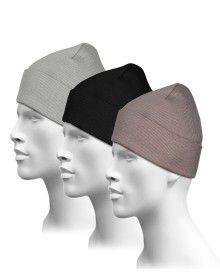 Plain Woolen Cap for Unisex P3