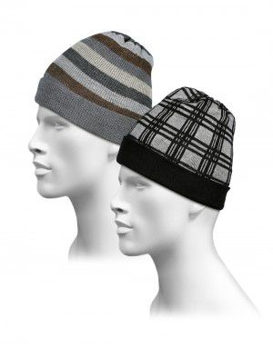 Pure Wool Reversible Cap Combo3 P2