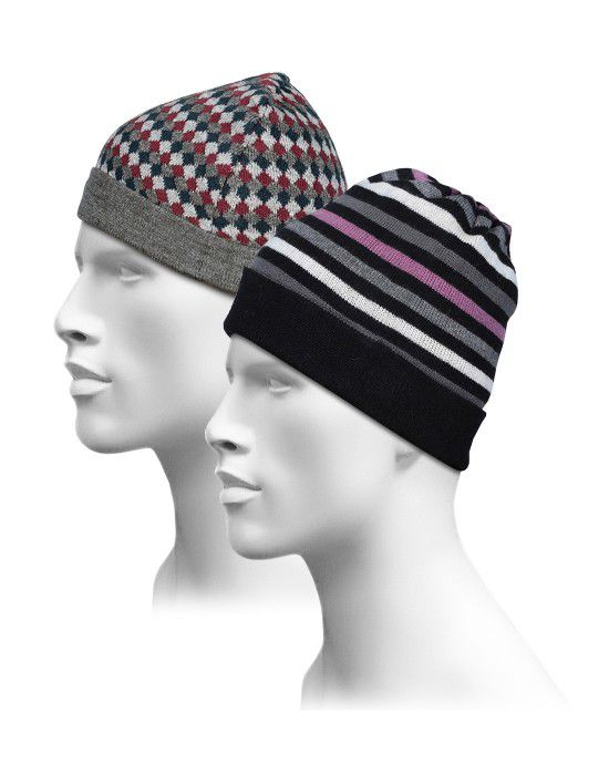 Cap combo Fisher & Stripes design