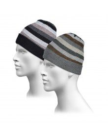Pure Wool Reversible Cap Combo2 P2