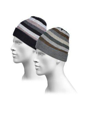 Pure Wool Reversible Cap Combo2 P2
