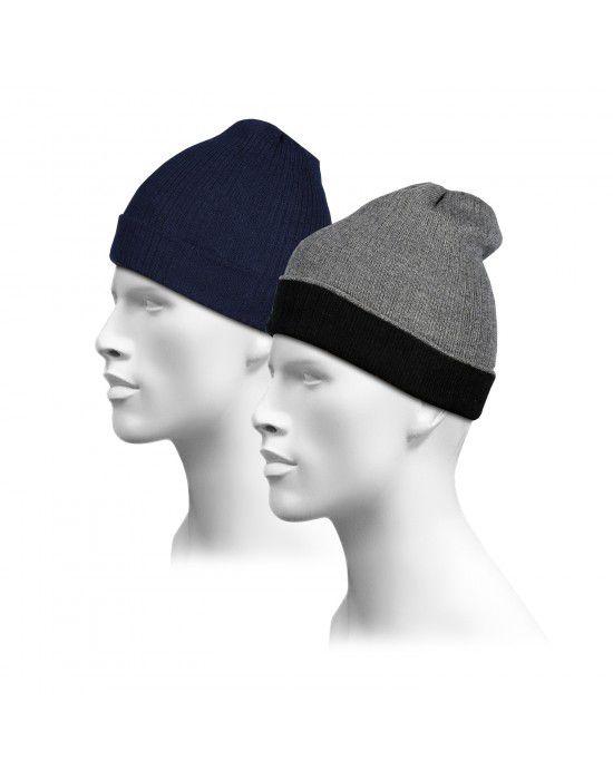 Pure Wool Reversible Cap Combo4 P2
