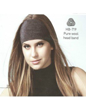 Pure Wool Headband