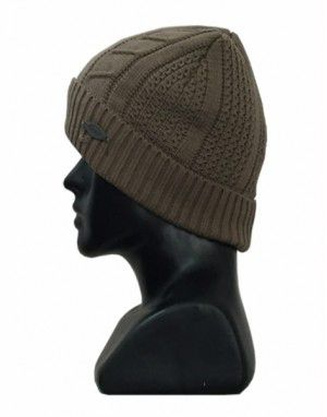 unisex acrylic self design with fleece inside
