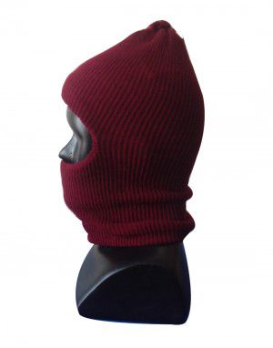 monkey Cap for Kids maroon