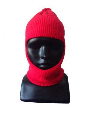 Kids Cap monkey red