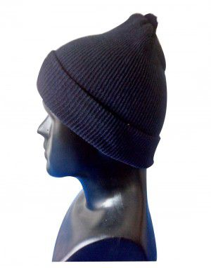Kids Cap stripes navy