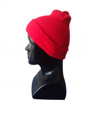Kids Cap stripes red