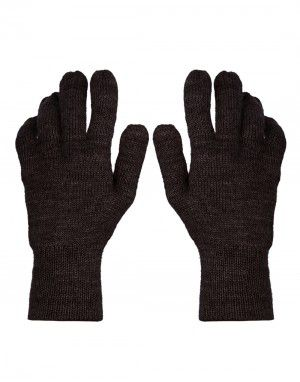 Pure Wool Hand Gloves Plain Assorted Colors