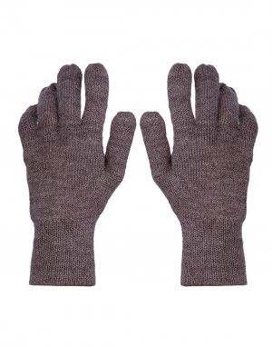 Pure Wool Gloves Plain P12