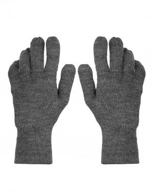 Pure Wool Gloves Plain P6