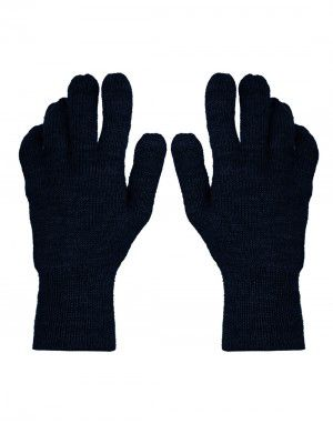 Pure Wool Gloves Plain P3