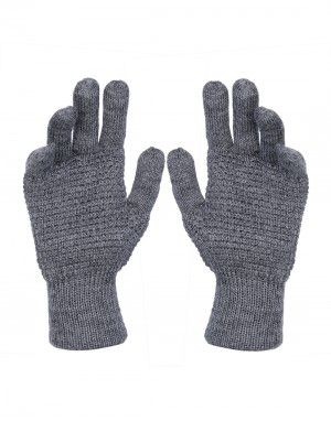 Pure Wool Hand Gloves Tuck Assorted Color