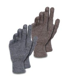 Pure Wool Gloves Tuck P2