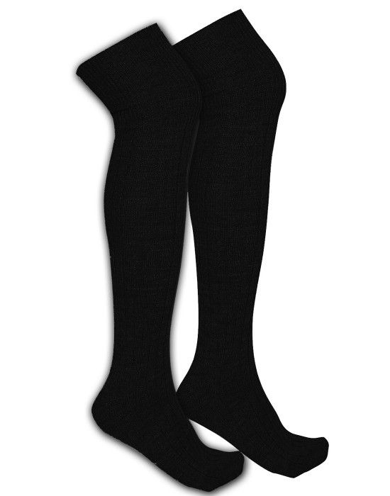Pure Wool Long Stocking Unisex P12