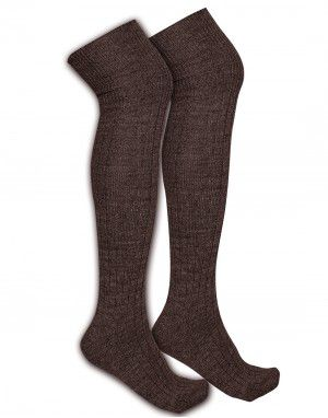 Pure Wool Long Stocking Unisex P6