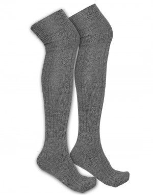 Pure Wool Long Stocking Unisex P3