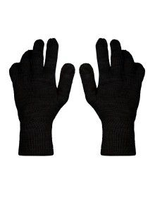Pure Wool Gloves Plain ladies P2