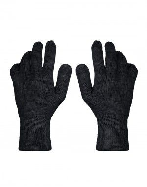 Pure Wool Gloves Plain ladies P6