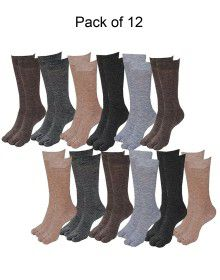 Pure Wool Socks With Thumb P12