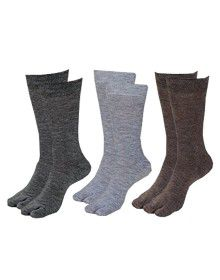 Pure Wool Socks With Thumb P3