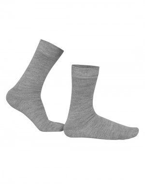 Pure Wool Socks Plain P12