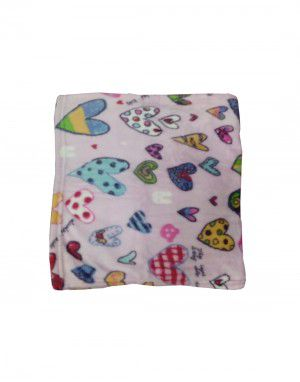 Baby Blanket for Infants printed