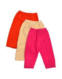 Toddlers fleece Plain Pajami P3