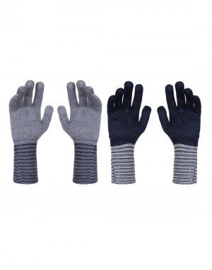 Pure Wool Extra Long Gloves P2