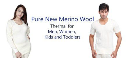 Purewool Thermals