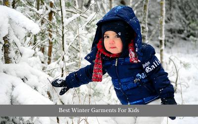 Best Winter Garments For Kids