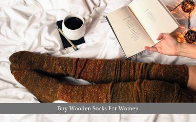 Buy Woolen Socks For Women