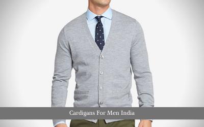 Cardigans For Men India