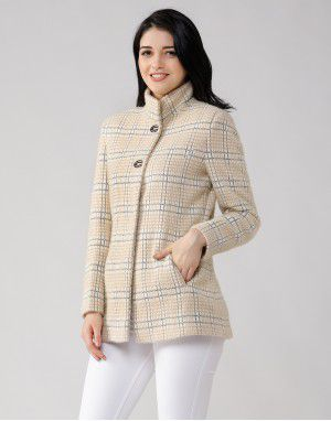 Ladies Coat Mocha
