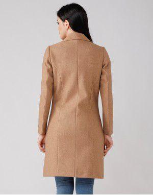 Ladies Coat Camel