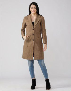 Ladies Coat Olive