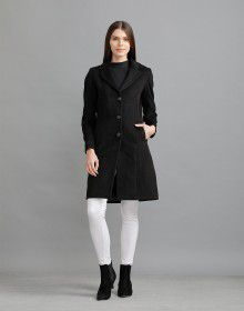 Ladies Coat Black
