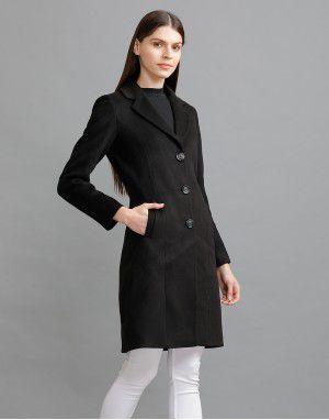 Ladies Coat Black