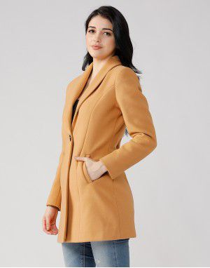 Women Coat beige