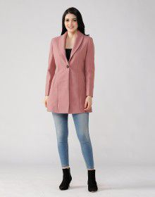 Women Coat Lavender
