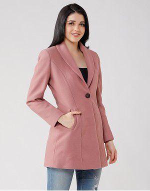 Women Coat Lavender