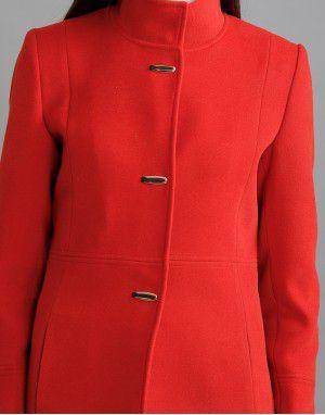 Ladies Coat Red
