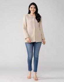 Ladies Coat latte